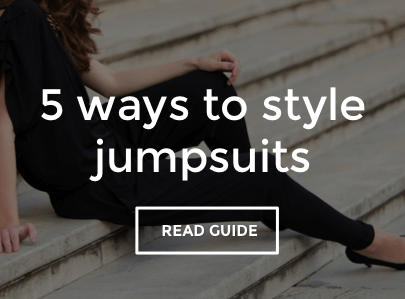 Women's Jumpsuits Style Guide
