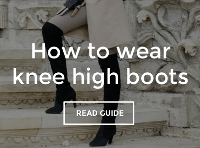 Women's Knee High Boots Style Guide