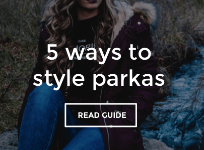 Guide for Women on How to Wear Parka Jackets