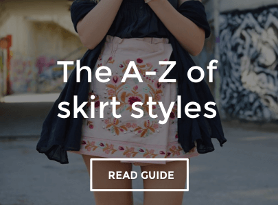 The A-Z Guide of Skirt Styles
